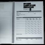Tréningový denník (otvorený)